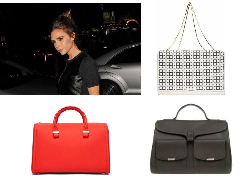 victoria beckham bags for confident woman picture