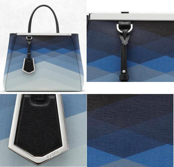 Degradè blue 2Jours Model #8BH250 V0Q N3J