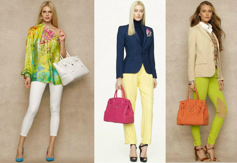 Ralph Lauren's Soft Ricky Handbag #22461966, Retails $2500.00
