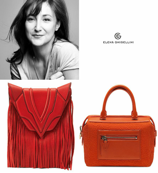 Elena Ghisellini's Established Her Own EG Designer Handbags