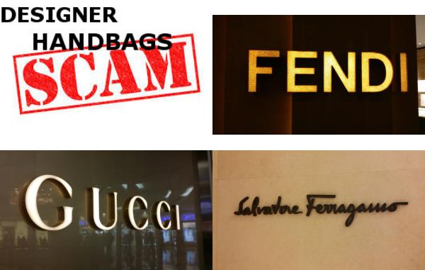 designer handbags scam 2016